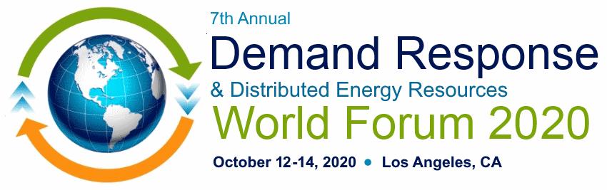 6th Demand Response & DER World Forum